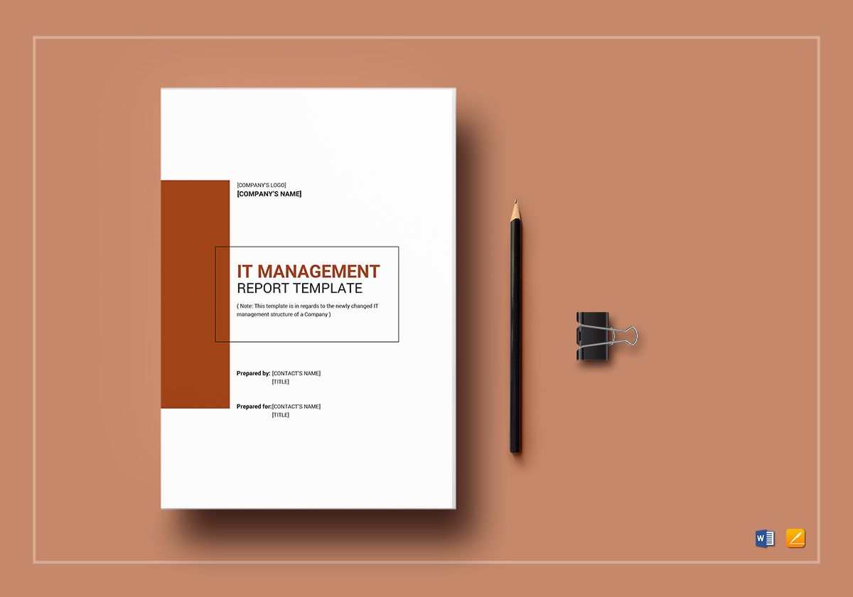IT Management Report