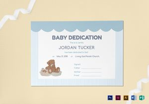 Kids Certificate Templates In Photoshop Word