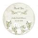 Vintage Wedding Label Template