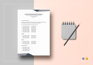 /3339/Church-Meeting-Minutes-Template-Mockup