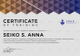 Vocational Training Certificate Template