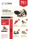 Shoe Product Sale Flyer Template