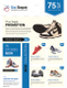 Shoe Product Sale Flyer