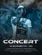 Exclusive Dj Concert Flyer Template