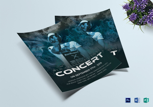 /338/Exclusive-Dj-Concert-Flyer