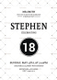 18th Birthday Party Invitation Design Template