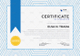 Internship Program Completion Certificate Template