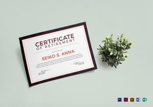 /3464/Retirement-Certificate-Template-mockup