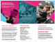 Gym Tri-fold Brochure Template