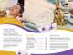 Spa Tri-fold Brochure Template