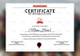 Soccer Appreciation Certificate