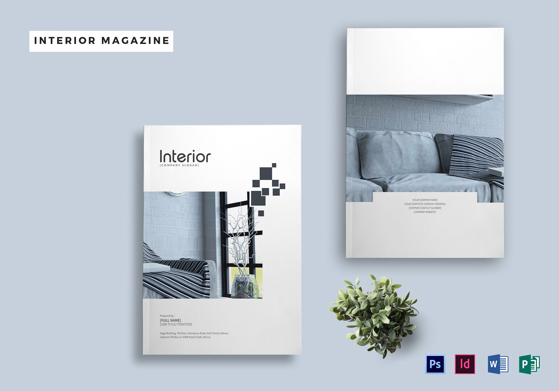 Printable Interior Design Magazine