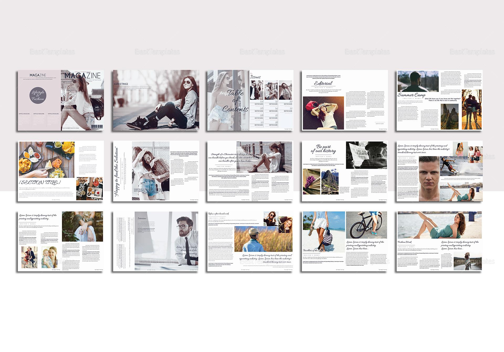 Modern Lifestyle Magazine