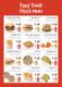Food Price Menu Template