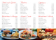 Simple Cuisine Tri-fold Menu Template