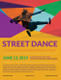 Street Dance Flyer to Edit