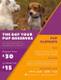 Puppy Play date Flyer