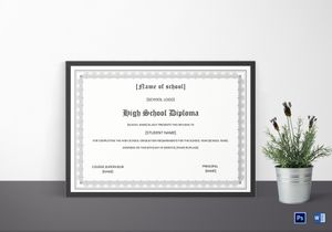 /3668/high-school-diploma-certificate-mOCKUP
