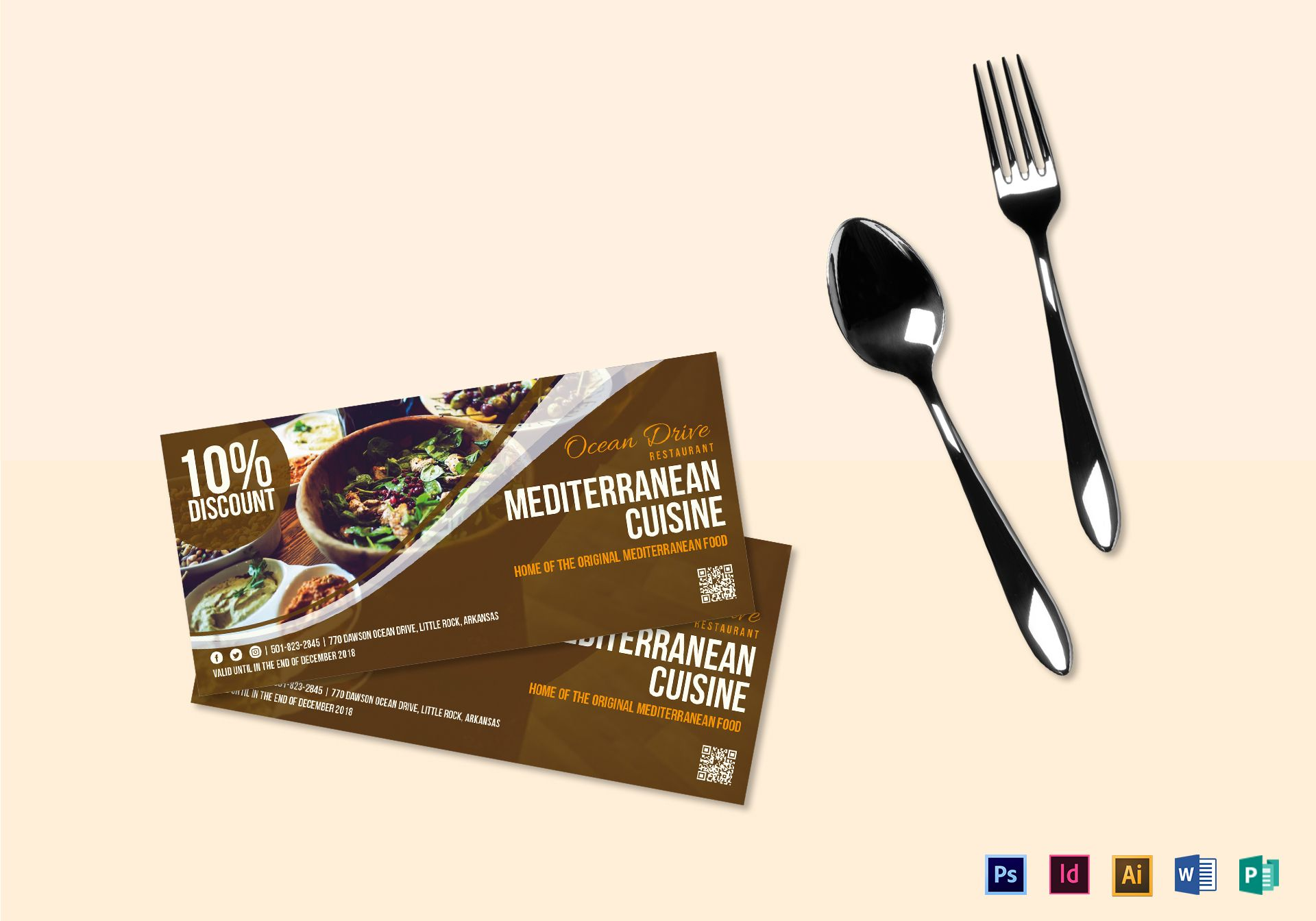 Food Cuisine Coupon