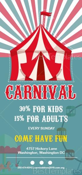 Carnival Coupon