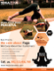 Yoga Fitness Flyer Template
