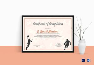 /3691/Basketball-Certificate-of-Completion-Mockup