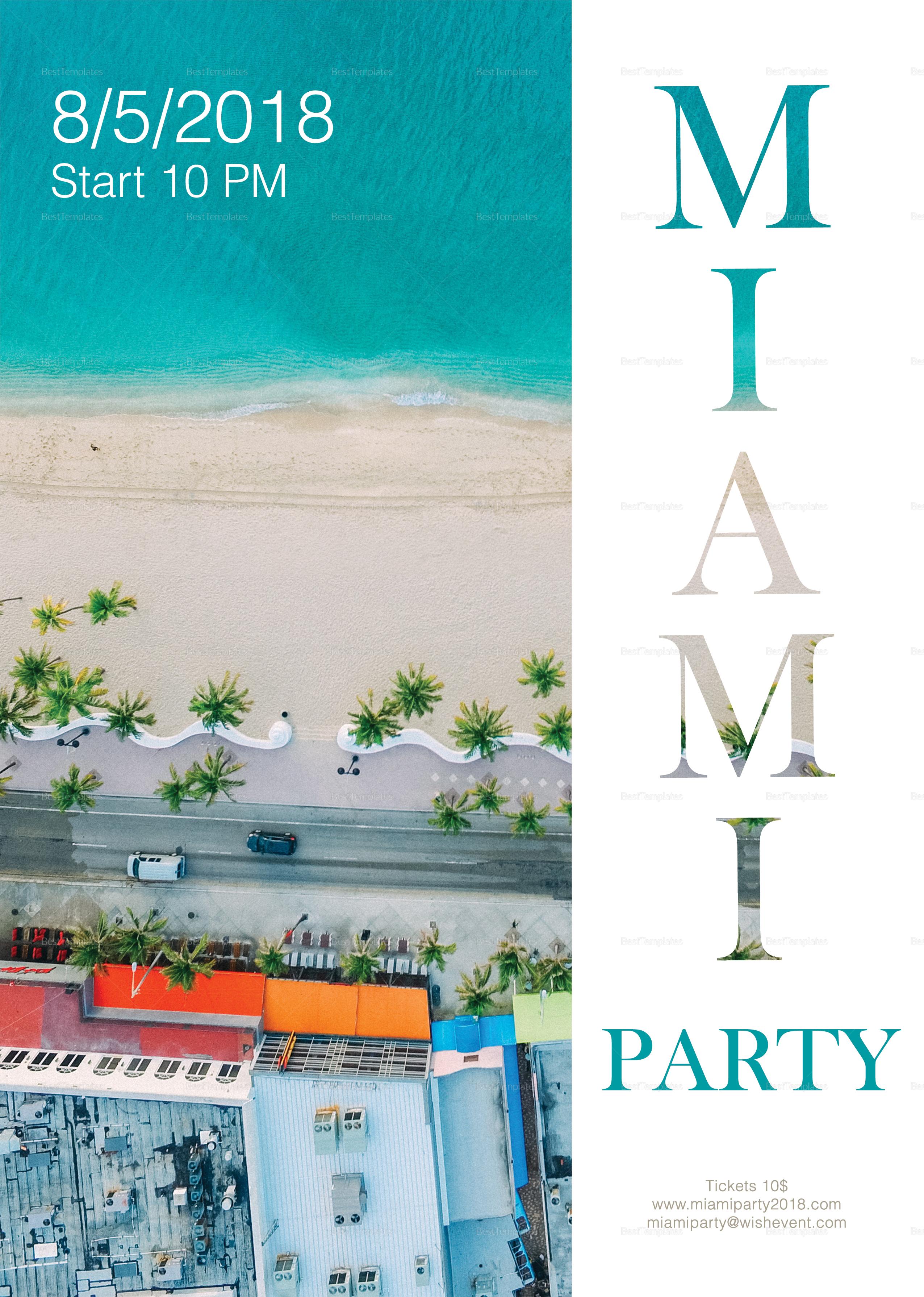 Miami Nights Flyer