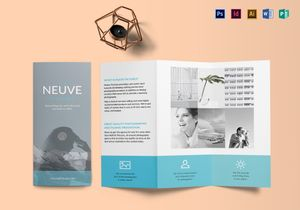 Photography Brochure Designs Templates In Word PSD Publisher - Photography brochure templates