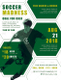 Soccer Madness Flyer
