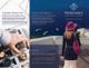 Luxury brochure Tri-fold Template