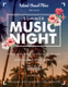 Summer Music Night Flyer to Edit