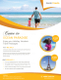 Vacation Travel Flyer Design Template