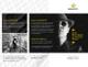 Blank Photography Tri-fold Brochure to Edit