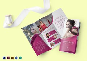 Brochure Designs Templates In Word PSD Publisher - Creative brochure templates