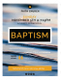 Simple Baptism Flyer