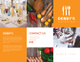 Catering Service Brochure Template