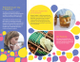 Sample Tri-fold Circle Design Brochure