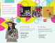 Sample Geometric Bubble Speech Brochure
