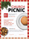Church Picnic Flyer