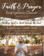 Faith and Prayer Flyer to Edit