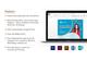Social Media Marketing Flyer design