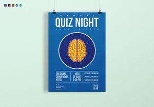 /3921/Quiz-Night-Poster