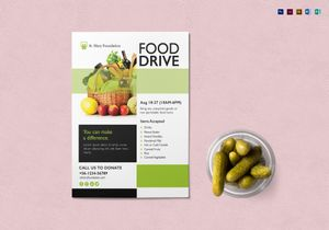 /3931/Food-Drive-Flyer
