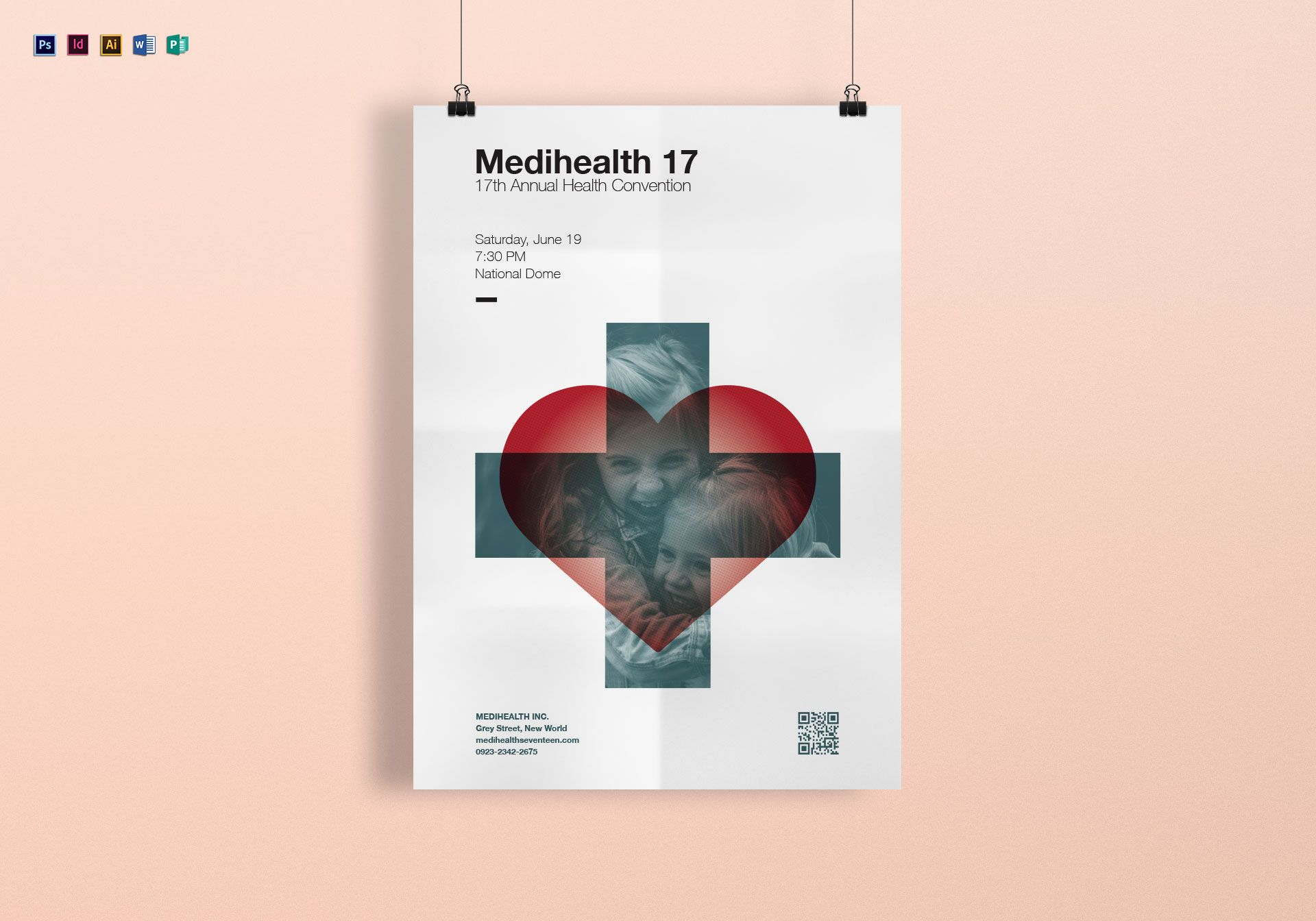 Medical Convention Poster