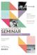 Seminar Poster template