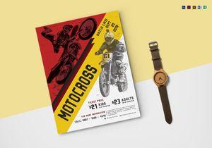 /3946/Motocross-Flyer