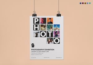 /3950/Photography-Exhibition-Flyer