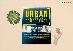 /3956/Urban-Conference-Flyer