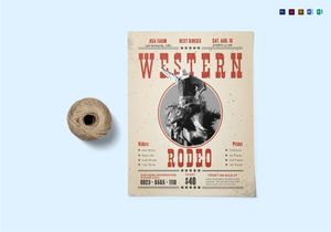 /3958/Western-Rodeo-Flyer