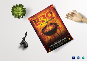 /406/Bbq-Weekend-Flyer-Template